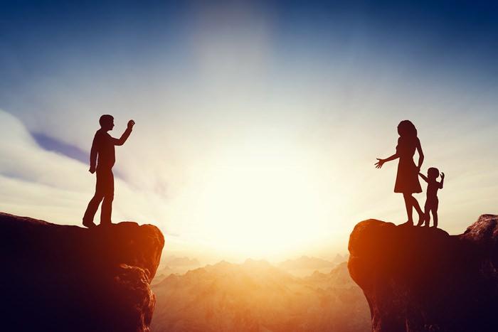 גירושין ומשפחות חד הוריות