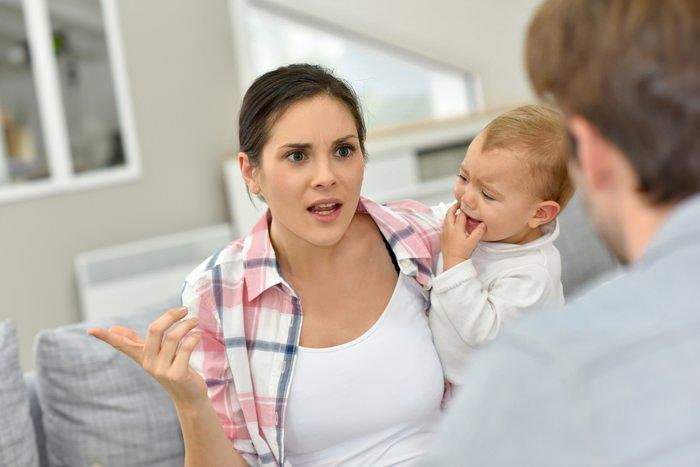 גירושין אחרי לידה ראשונה